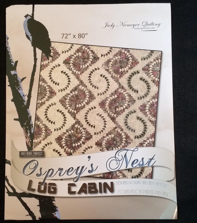 Osprey's Nest Paper Piecing