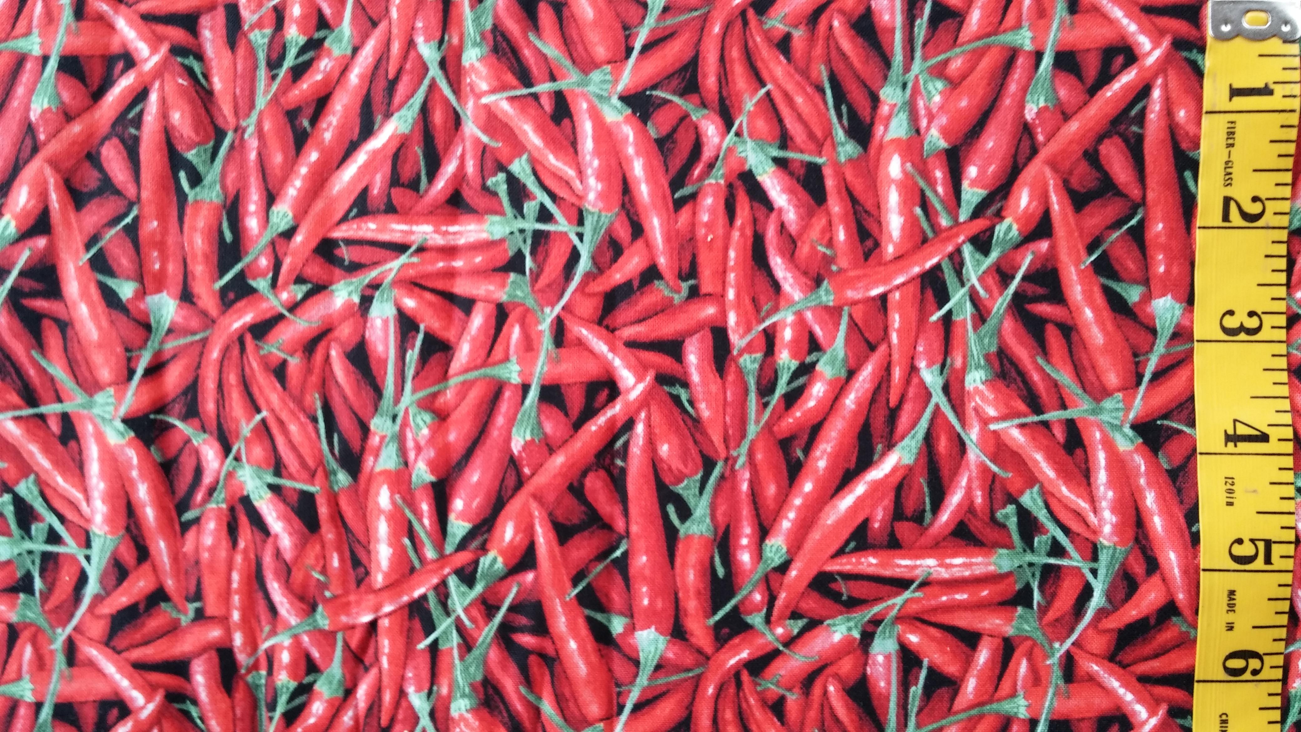 Chili Pepper II