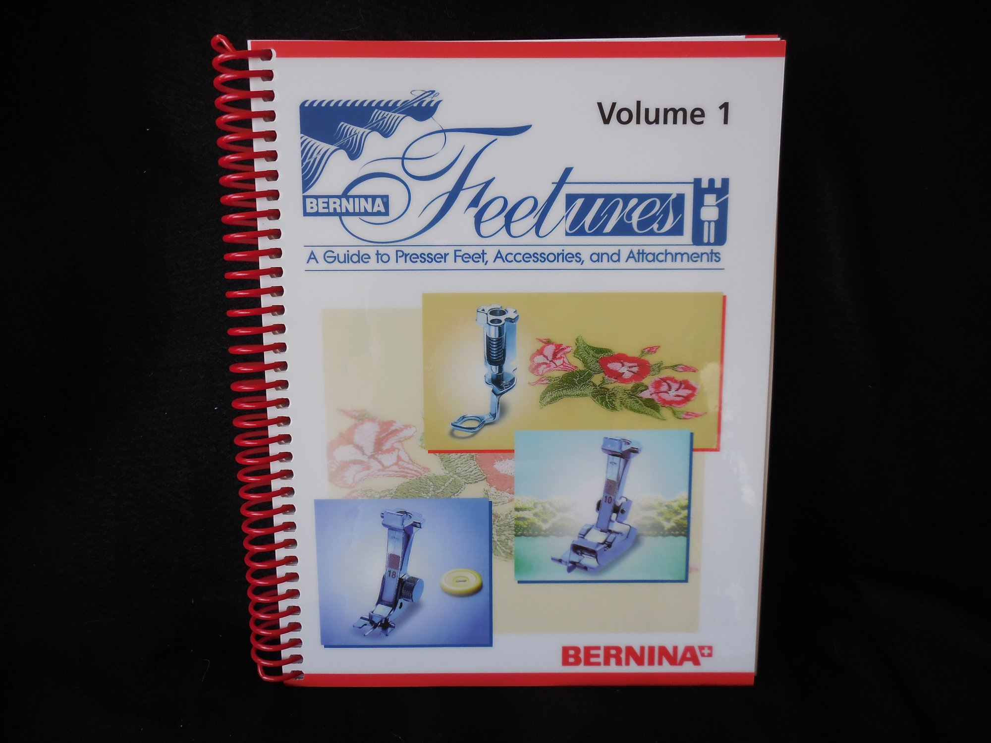 Feetures Book #1