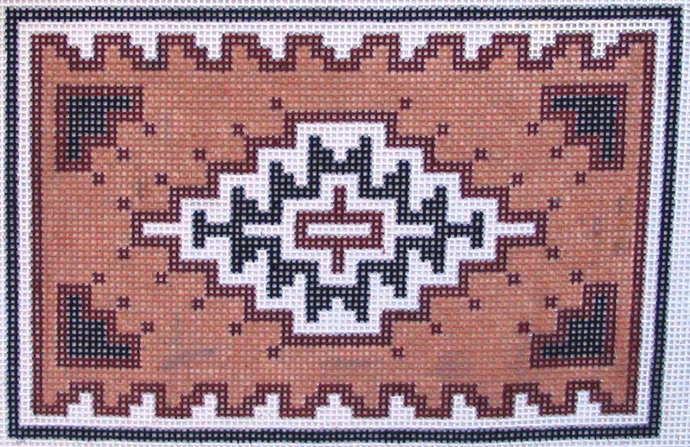 Navajo Rug Brown