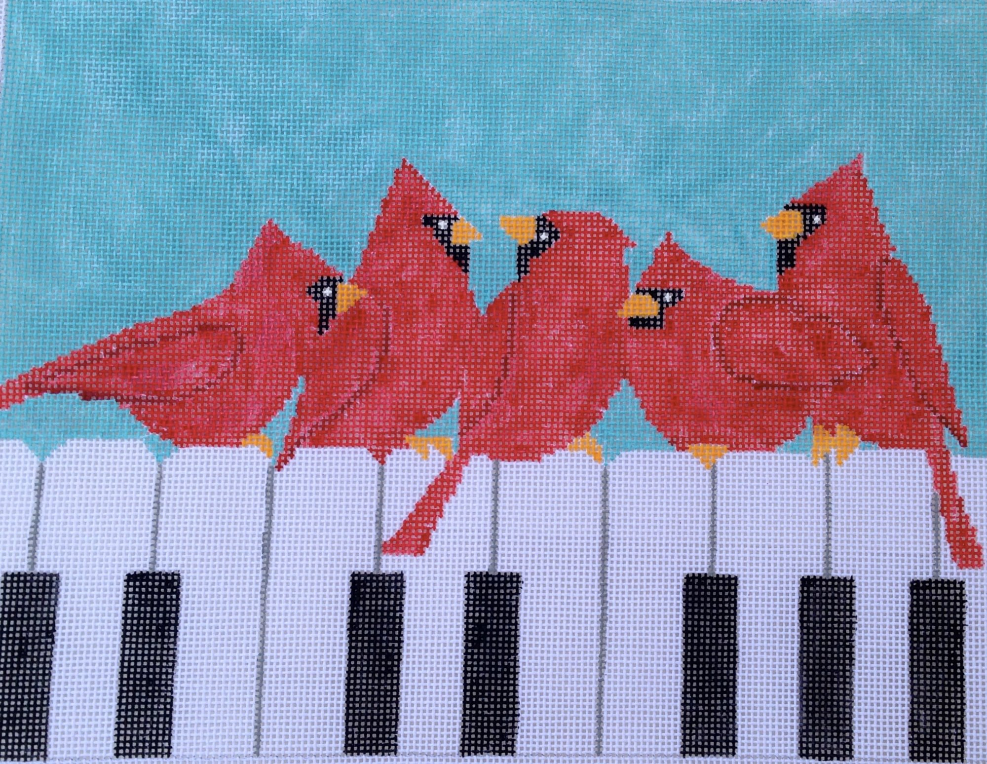 Piano Cardinals