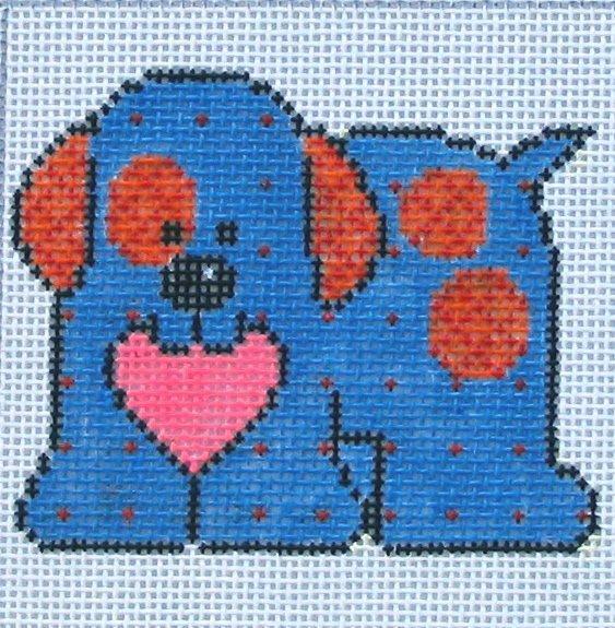 Bright Puppy Valentine