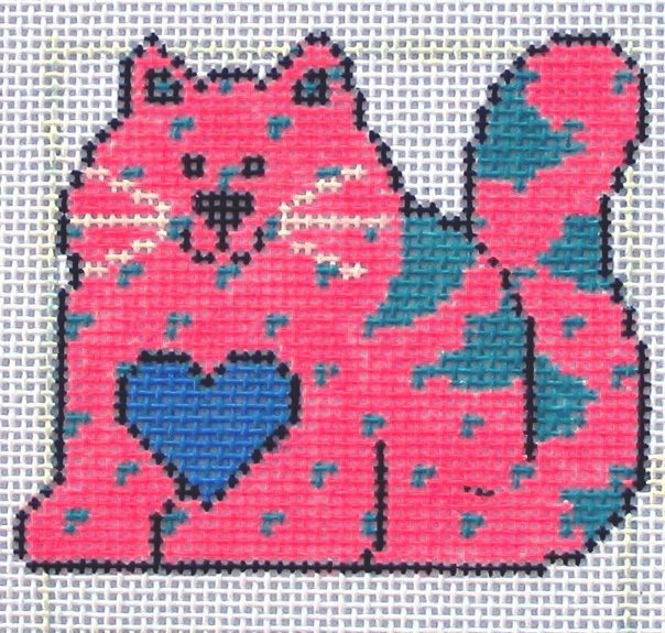 Bright Kitty Valentine