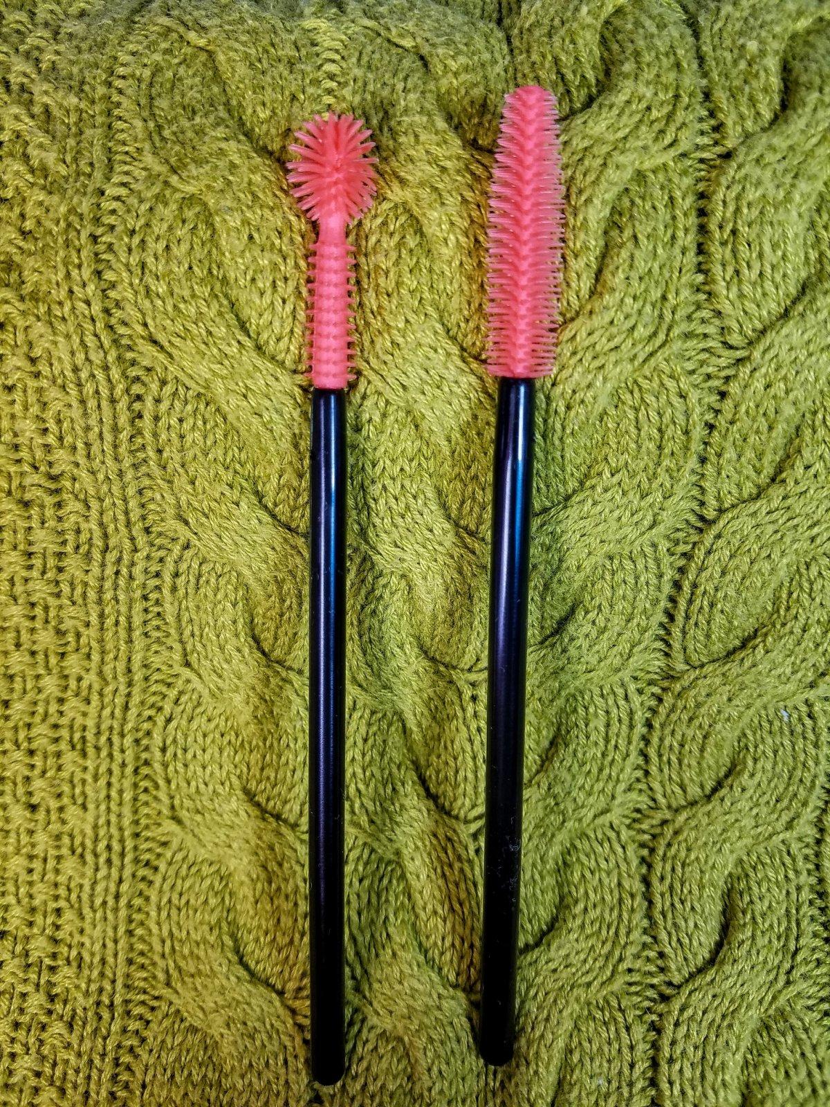 Machine Brushes by Bucklebee