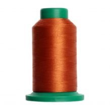 1115 Copper Isacord Embroidery Thread - 1000 Meter Spool