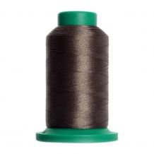 1874 Pewter Isacord Embroidery Thread - 1000 Meter Spool