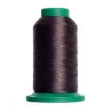 2776 Black Chrome Isacord Embroidery Thread - 1000 Meter Spool