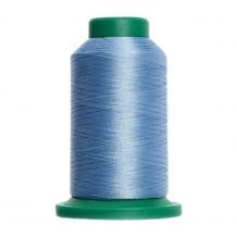 3762 Country Blue Isacord Embroidery Thread - 1000 Meter Spool