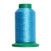 3910 Crystal Blue Isacord Embroidery Thread - 1000 Meter Spool