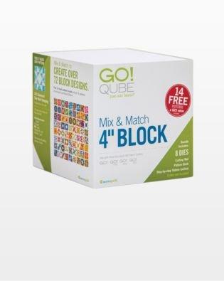GO! Qube Mix & Match 4 Block