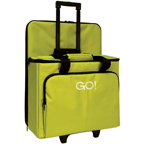 Accuquilt Go! Tote Green