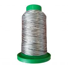 9005 Salt & Pepper Multicolor Variegated Isacord Embroidery Thread