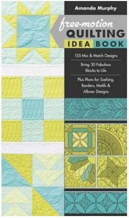 Free Motion Quilting Idea Book