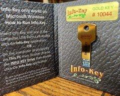 Innova Info-Key Gold