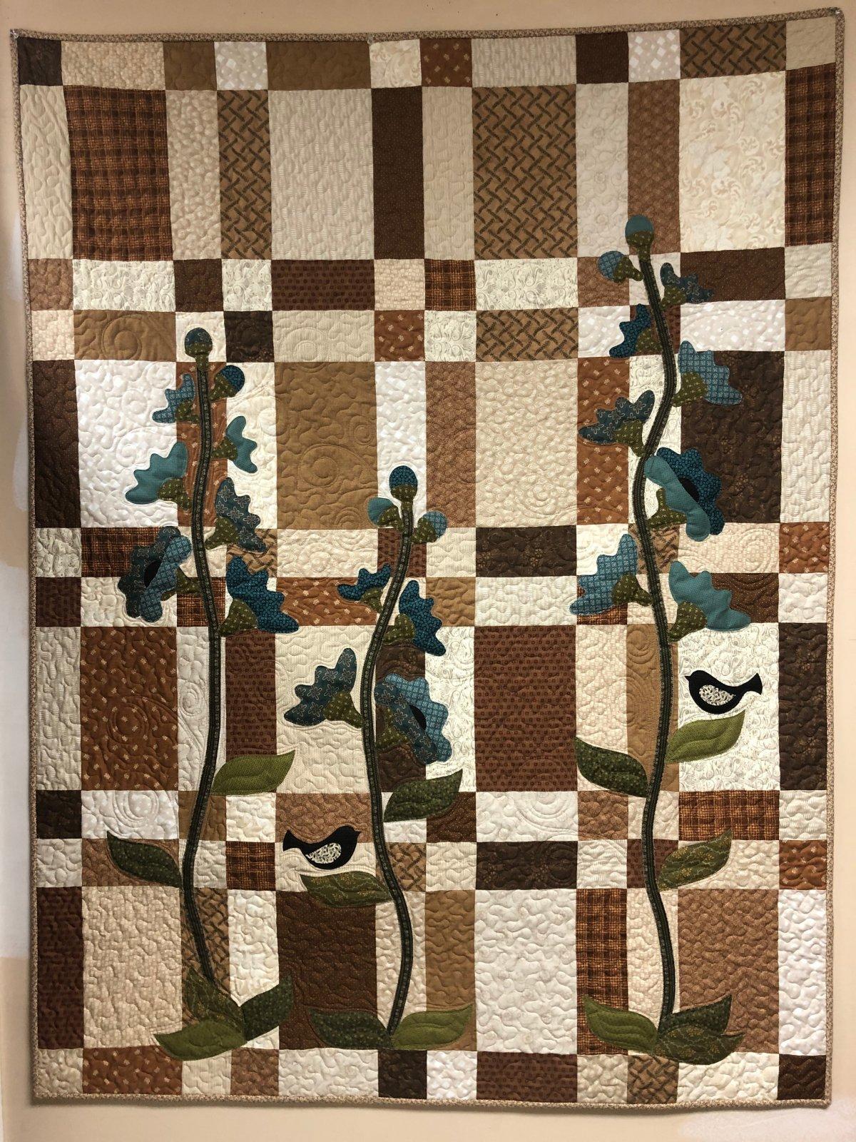 Meadowlark Quilt Kit