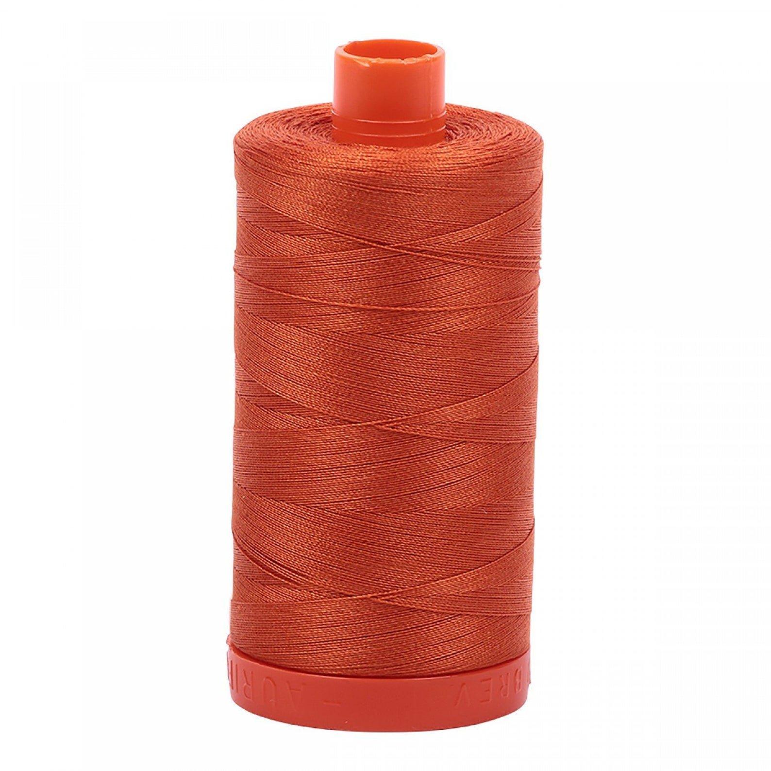 Aurifil 2240 Rusty Orange