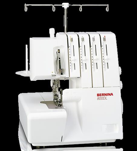 Bernina Serger 800DL (trade-in)
