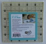 Quilters Select Ruler 5X5