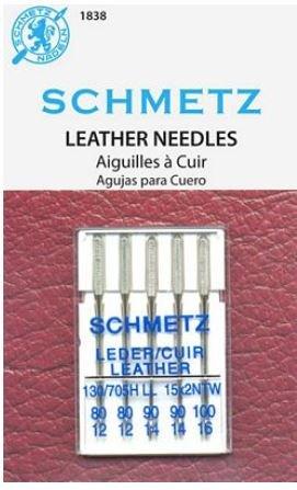 Schmetz Leather Assortment
