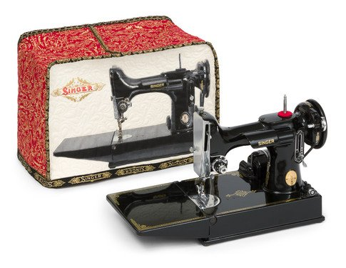 Fannie Featherweight Sewing Machine Cover KIT