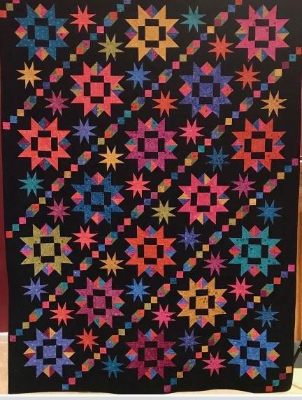 Sparkle Quilt With Debbie Kalenty 10 4