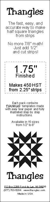 Thangles 1.75