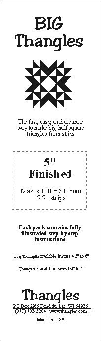 Thangles 5.0