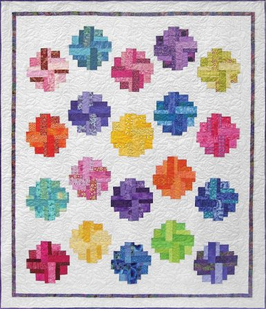 Beth Helfter teaches at Northwest Quilting Expo