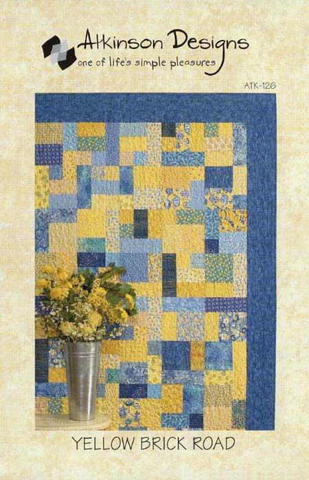 Yellow Brick Road from Atkinson Designs