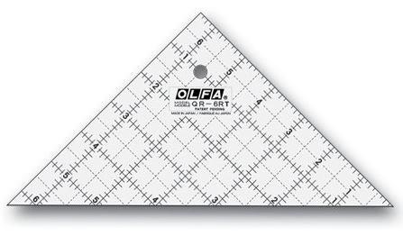 Olfa Ruler Right-Triangle