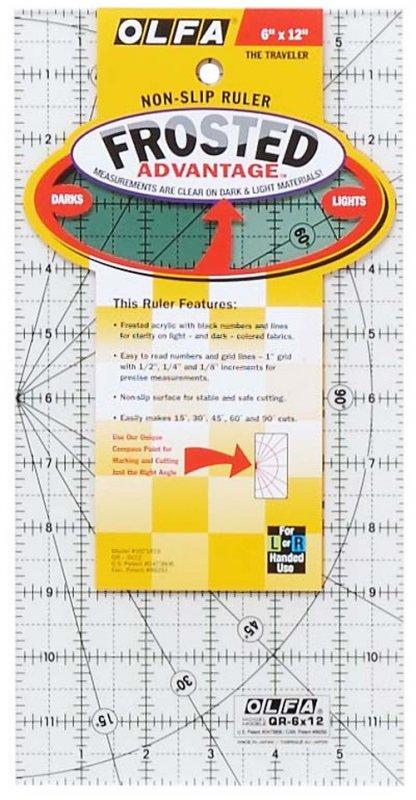 Olfa Ruler 6x12