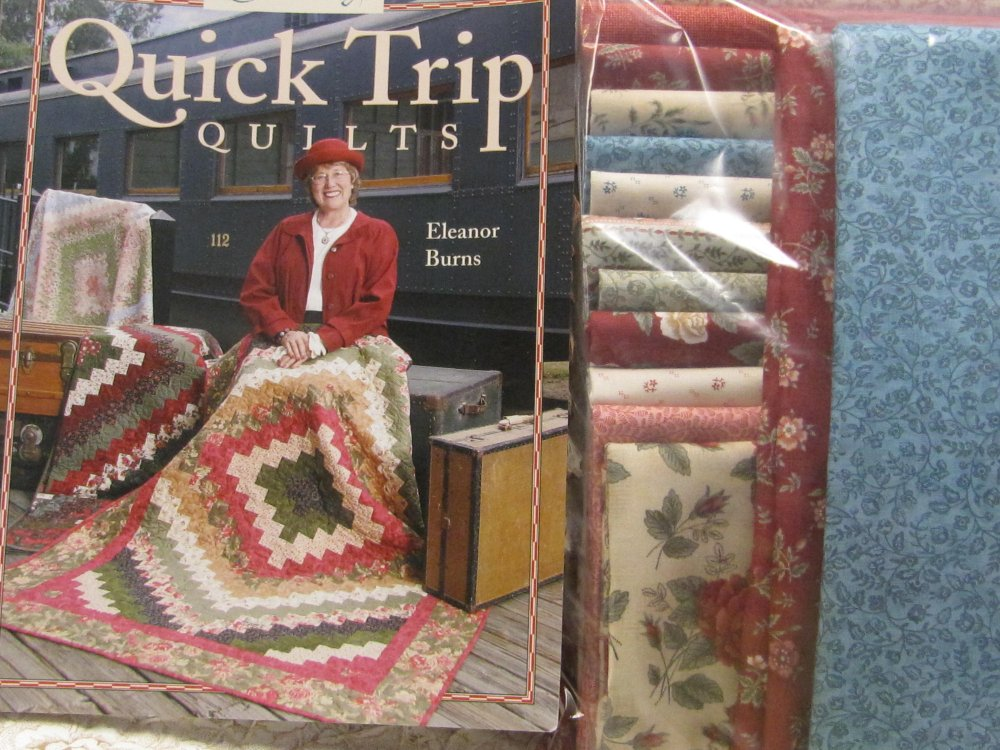 Quick Trips by Ellie Burns Book