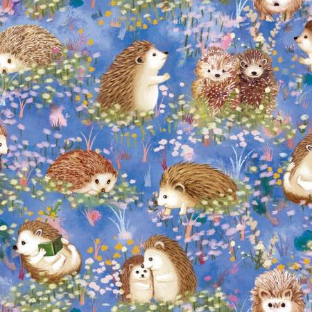 120-13742 Blue Hedgehogs