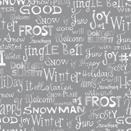 120-13913 grey words snow family