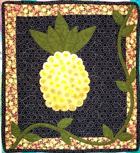 Pineapple Delight Pattern