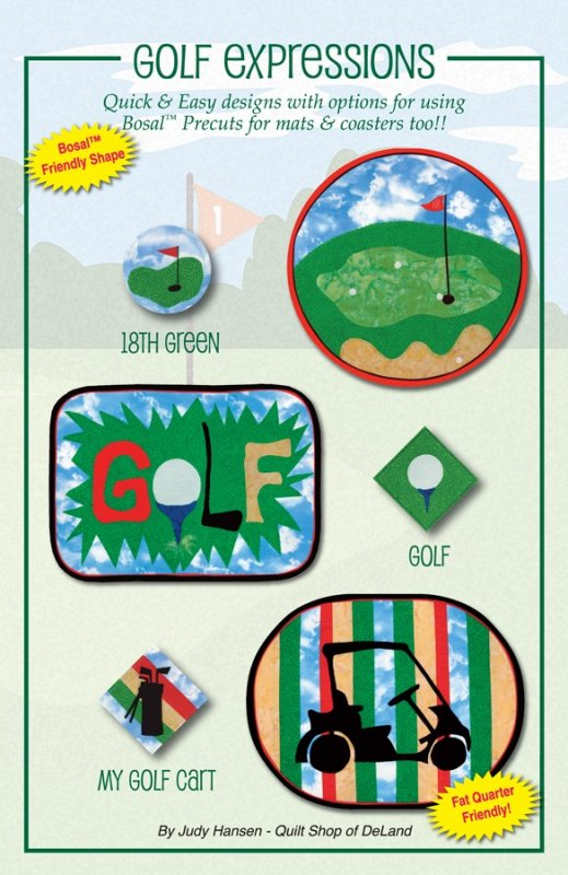 Golfing Expressions