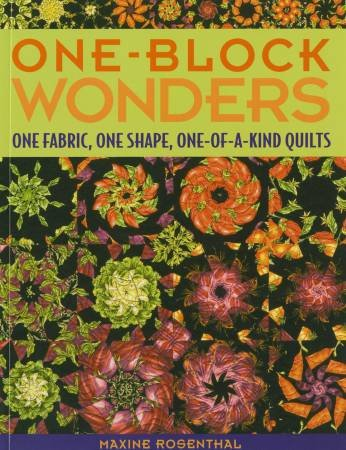 One Block Wonder Book