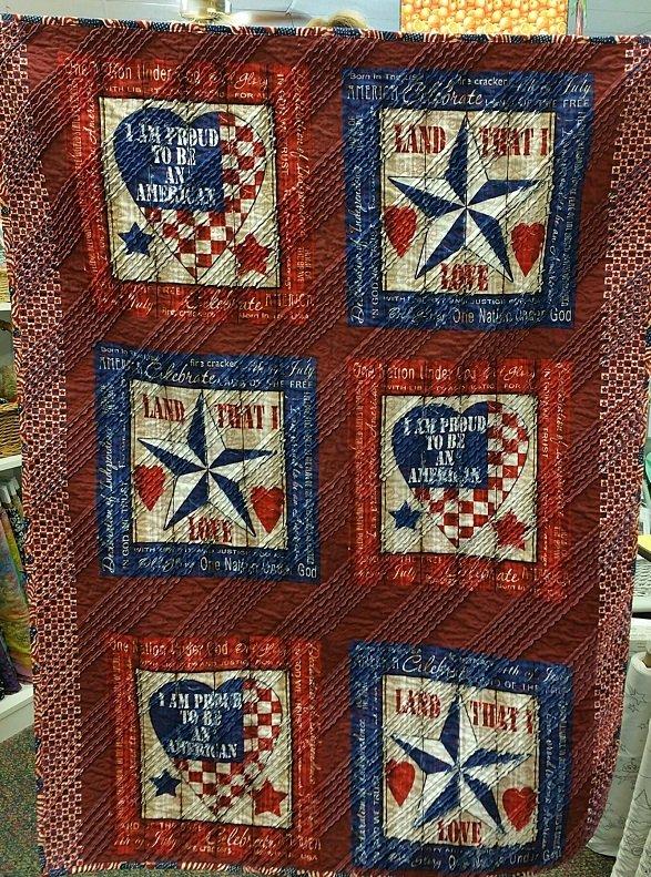 patriotic Chenille Kit