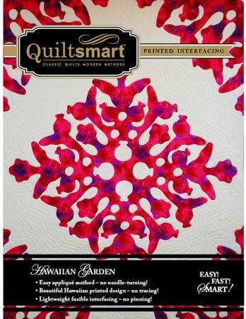 Quiltsmart  Hawaiian Garden Classic Pack