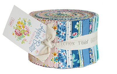 Tilda Jelly Roll Jr.  30 strips 2 1/2