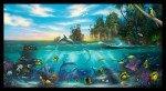 water scene panel 7 pack