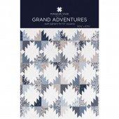 Grand Adventures Quilt Pattern by Missouri Star
