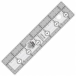 CREATIVE GRIDS QUILTING RULER 1.5 X 6.5