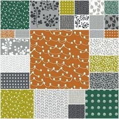 LEMMIKKI FAT QUARTER BUNDLE