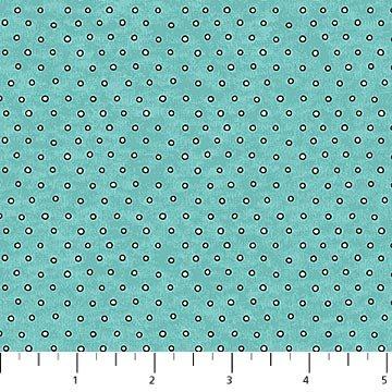 Polar Pals Aqua w/dots