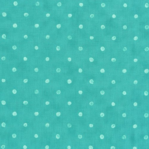 DARLING DOTS TURQUOISE