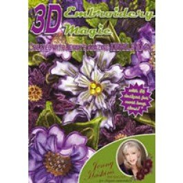 JENNY HASKINS 3D EMBROIDERY MAGIC W/KRINKLE MAGIC  J35
