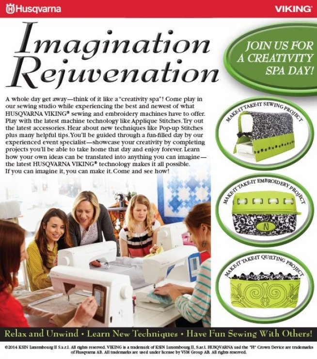 Imagination Rejuvenation