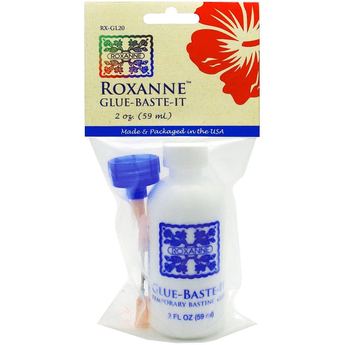 ROXANNES GLUE BASTE IT w/Applicator 2 oz