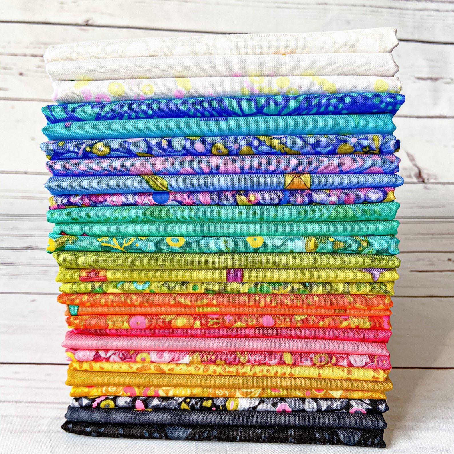 Sun Print 27pc Fat quarter bundle